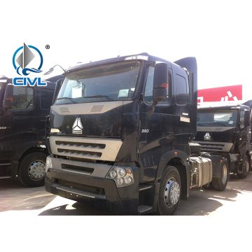 Sinotruk Technology 4x2 336hp Tractor Truck