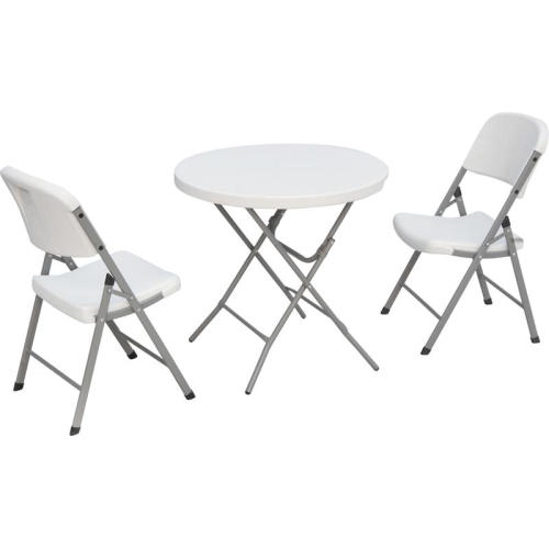 80cm Round Folding Table