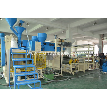 Multi-layers Stretch Film Machine 1500mm