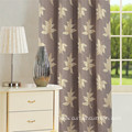 Polyester Gromet Jacquard Curtain
