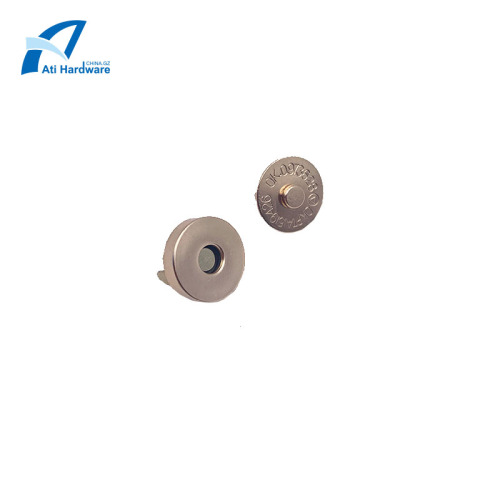Multi-function magnetic magnetic button