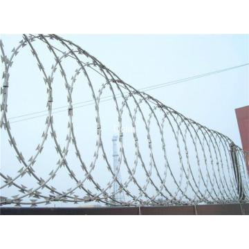razor wire vs barbed wire