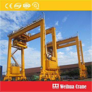 Crane Tyried Gantry Crane