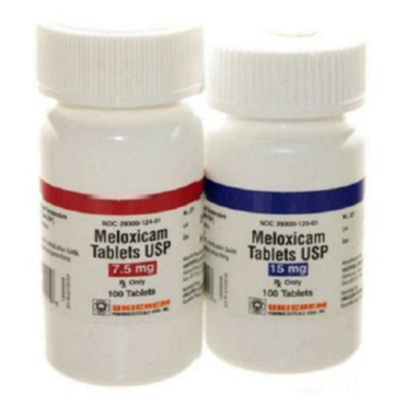 is meloxicam an antibiotic