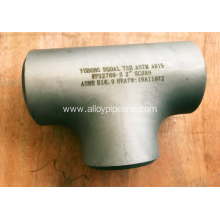 ASTM A815 WP32760-S BUTT WELDING FITTING
