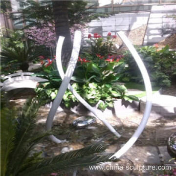 Customized Modern Best sold Stainless steel Art Sculpture