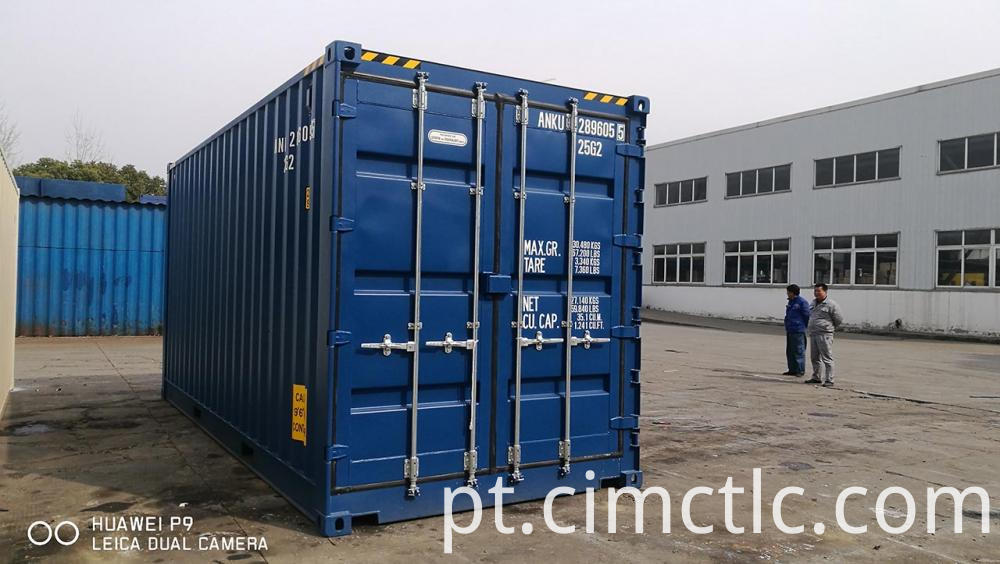 Side Wall Open Container