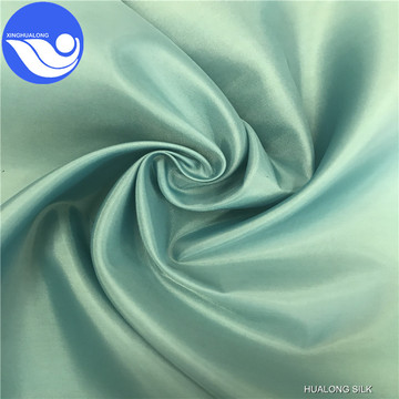 Polyester taffeta fabric for pocket lining