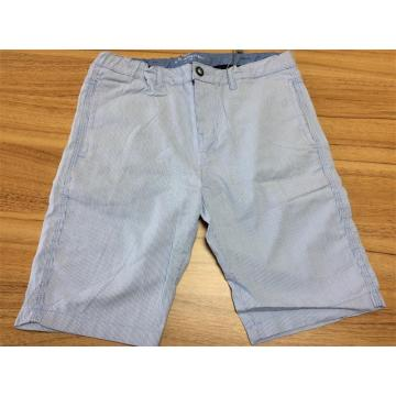 Boy Bermuda Solid Color