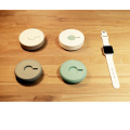Apple Watch Charging Holders Silicon Grey