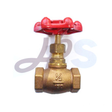 Bronze Globe Valve with Steel Wheel