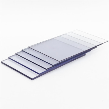 PC solid Polycarbonate Sheet For Roofing