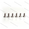 High Strength Titanium Button Head Screw For Bicycle