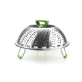Vegetable Fish Seafood Stainless Steel Steamer Basket