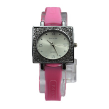 New Style Square Kids Silicone Watches