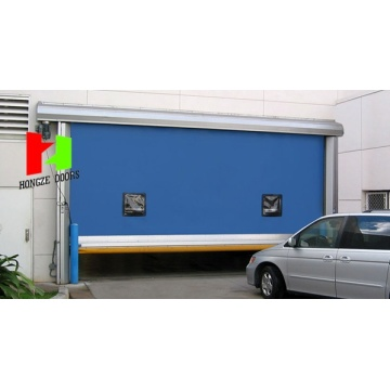 Exterior Automatic Flexible Gate for Airport
