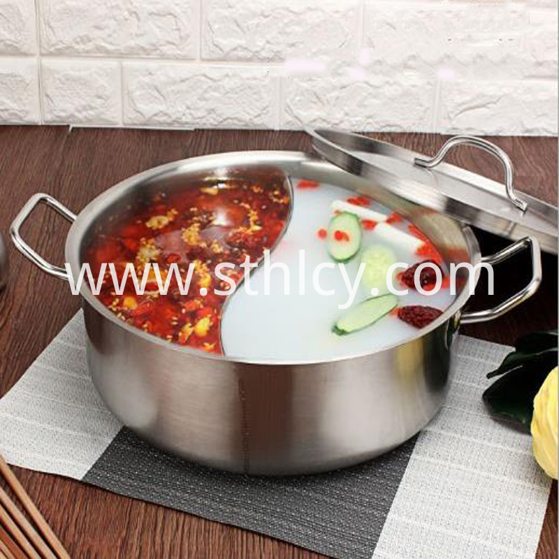 thermal hot pot stainless steel