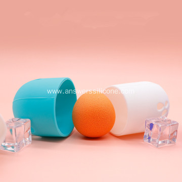 Beauty egg silicone protective capsule Drying Holder