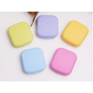 Mini Travel Storage Contact Lens Holder Case With Mirror Feminine Hygiene Product for Health Care Supplies