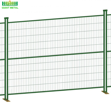 Canada Standard Construction Outdoor Temporary Fence