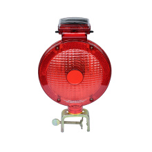 long operate time solar led traffic warning lights