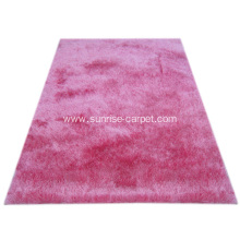 Thick Silk Shaggy Rug