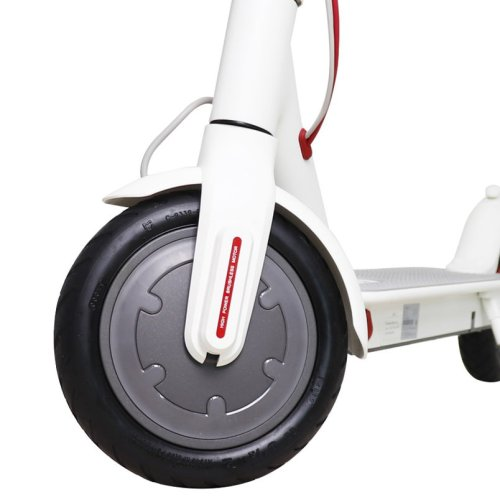 Electric Scooter With Light Up Wheels