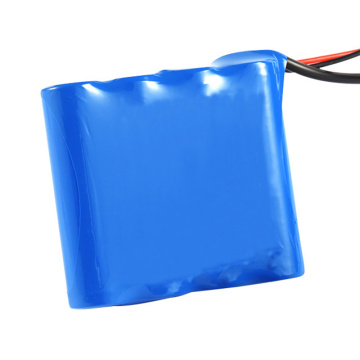 18650 1S4P 3.7V 9600mAh Lithium Ion Battery Pack