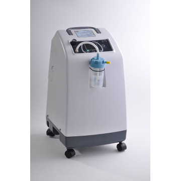 Automatic Dual Flow Oxygen Concentrator for Home Use
