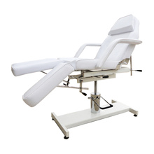Split-leg Top Facial Bed