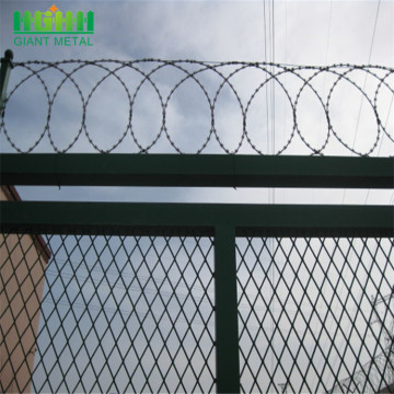 Best Price Concertina Razor Wire for Airport Fence