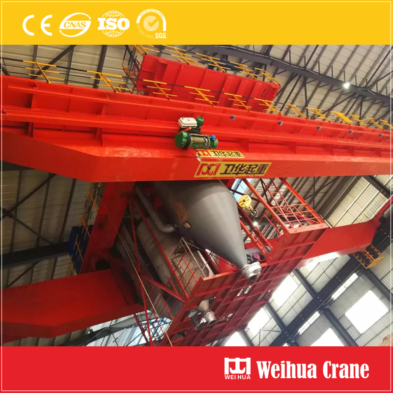 Anode Carbon Baking Crane