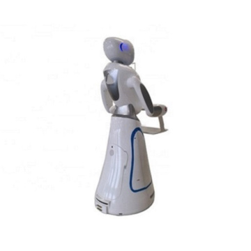 Automatic Guided Artificial Intelligence Robot Waiter