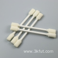 Cleaning Rectangle Foam Tipped Cleanroom Swabs with
