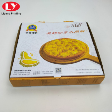 Engros Pizza Boxes Custom Design Pizza Packing Box