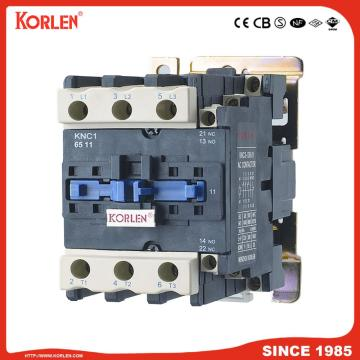 High Quality Magnetic AC contactor KNC1 TUV 95A