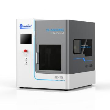 Dental CNC 5 Axis CAD CAM Milling Machine