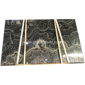 Large Black Natural Onyx Stone Slabs Wholesale