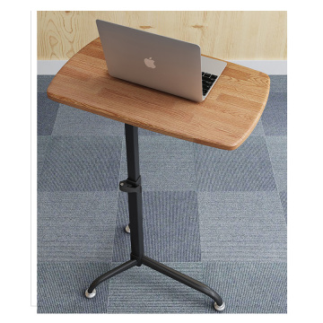 Height adjustable Rolling Laptop Office Desks
