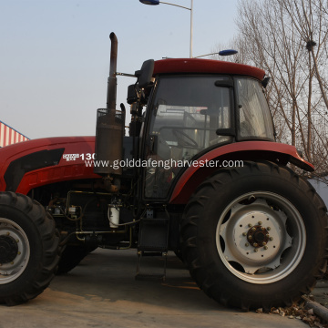 4WD farmer use low consumption high efficiency tractor