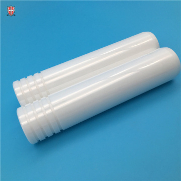 wear resistant yttrium stabilized zirconia ceramic plunger