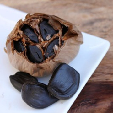 Fermented Black Garlic For Health