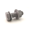Hex Bolt With flange Nut and Washers