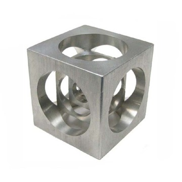 5 Axis CNC Process Complex Metal Parts
