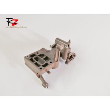 Pressure Die Casting Aluminum Alloy Hot Chamber Parts