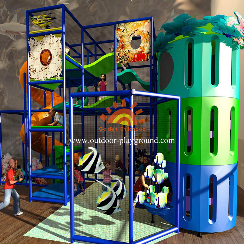 Kids Ocean Play Area