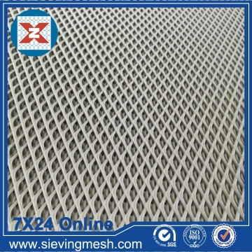 Expanded Aluminum Mesh for Facade