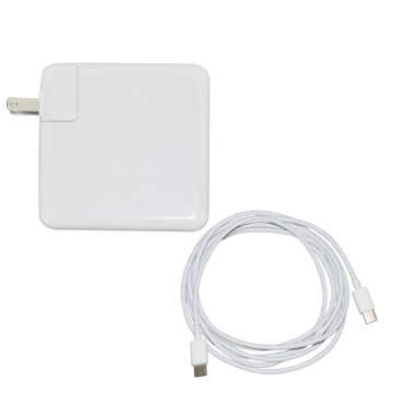 USB-C PD Charger 87W For Apple TYPE-C Adapter