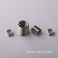 M8X 1.25 X2D Stainless Free Running Inserts