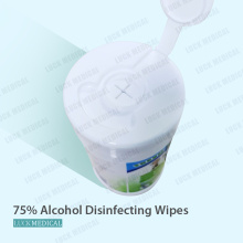 Alcohol Anti-virus Wipes Easy to Carry